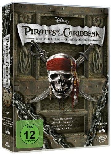 Pirates Of The Caribbean Kinox