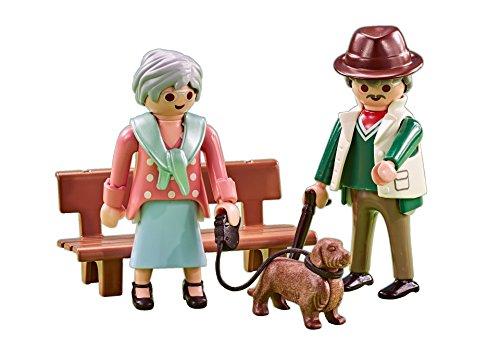 Playmobil 6549 – Oma und Opa – Odnera