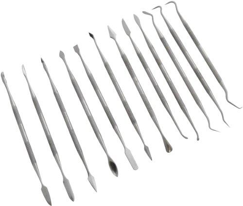 10pcs Mini Juwelier Griff Nadel Dateien F 252 R Holz Glas Metall Stein