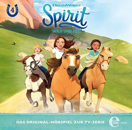 das originalhörspiel zur tvserie  spirit wild und frei