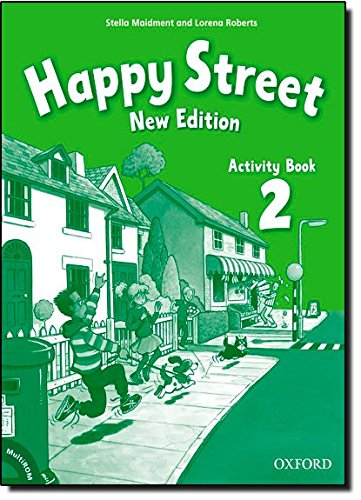 Happy Earth: 2 New Edition: Activity Book and MultiROM